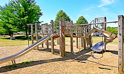 Playground, The View Apartments & Townhomes, 2