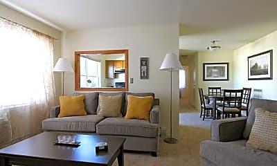 Living Room, Mountain Brook, 1