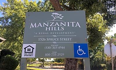 Manzanita Hills Apartments, 1