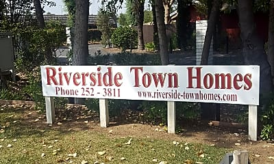 Riverside Town Homes, 1