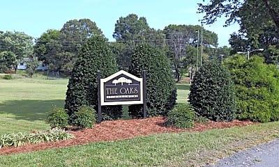 Community Signage, The Oaks At Edgemont, 1