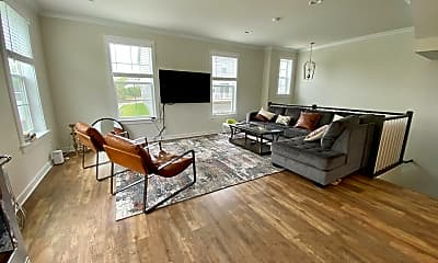 Living Room, 24057 Gumspring Kiln Terrace, 1