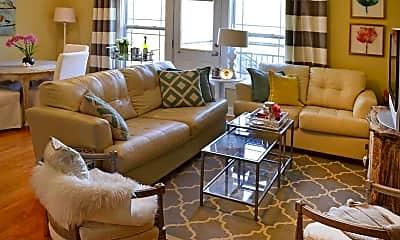 Living Room, Woodlands Of Athens, 1