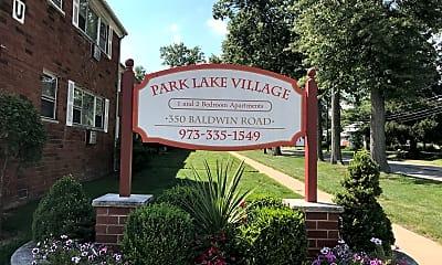 Park Lake Village Apartments, 1