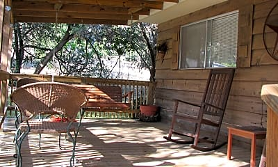 Patio / Deck, 840 Rosemary Drive, 1