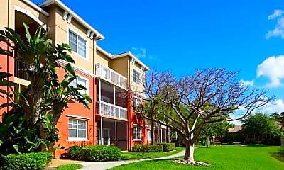 Building, Vista Lago Apartments, 0