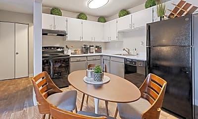 Kitchen, ReNew at Neill Lake, 1