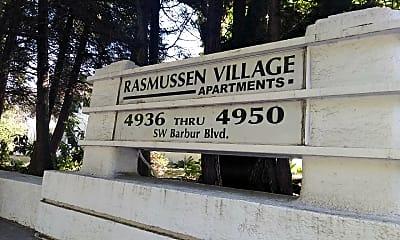 Rasmussen Village, 1