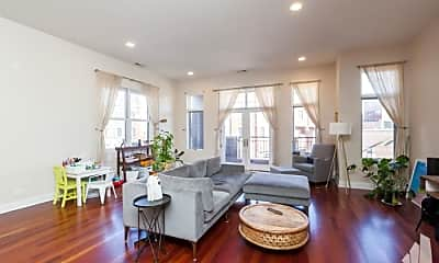 Living Room, 4936 N Lincoln Ave, 1