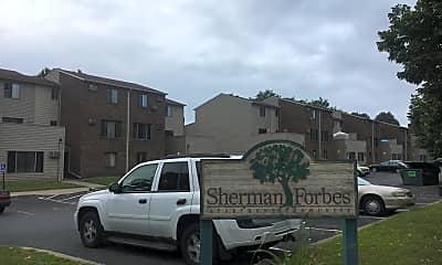Sherman Forbes, 0