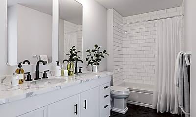 Bathroom, 1707 N Market St, 1