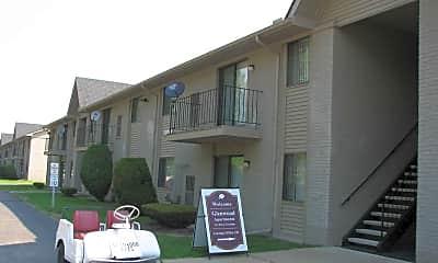 Glenwood Apartments of Clinton Township, 1