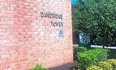 Dandridge Towers Apartments, 2