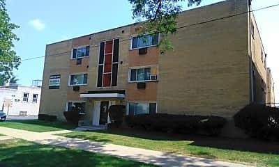 Pangaea apartments, 2