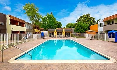 Pool, Casa Serena, 0