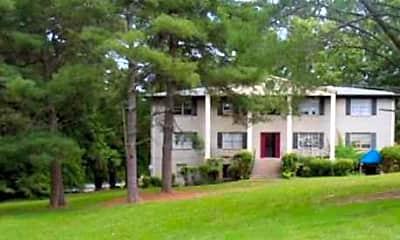 Building, Park Villa Apartments, 0
