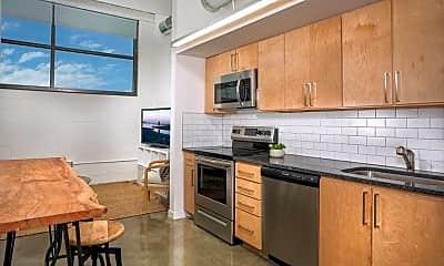 Kitchen, The Mirage, 1