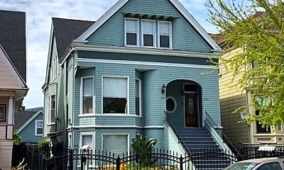 Building, 1031 Magnolia St, 0