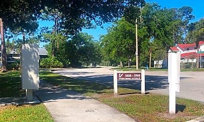 Community Signage, 5942 Peregrine Ave, 2