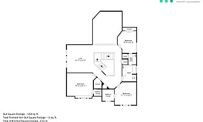 Patio / Deck, 1323 Brook Bluff, 2