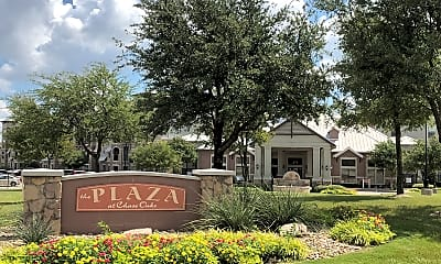 Plaza at Chase Oaks Assisted Living Development, 1