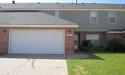 Building, 867 Rambling Oaks Dr, 0