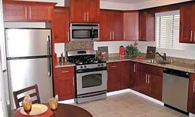 Kitchen, Ironwood Condominiums, 1