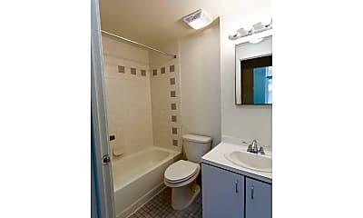 Bathroom, 1100 Spruce St, 2