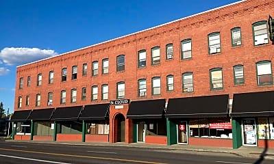 Building, St. Cloud Apartments, 0