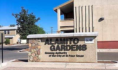 Alamito Garden, 1