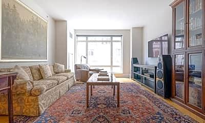 Living Room, 205 W 76th St, 0