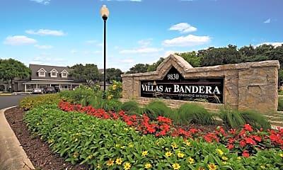 Community Signage, Villas at Bandera, 2