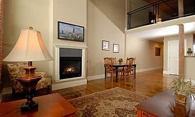 Living Room, Harris Mill, 0