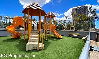 Playground, 988 Halekauwila St, 2