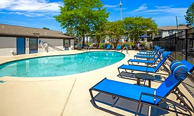 Pool, The Benton, 1