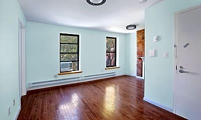 Living Room, 25 3rd Ave 3, 1