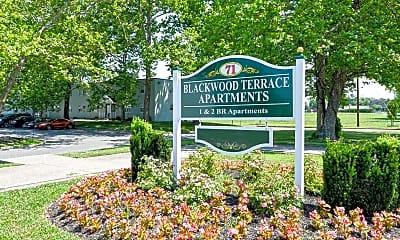 Community Signage, Blackwood Terrace, 2