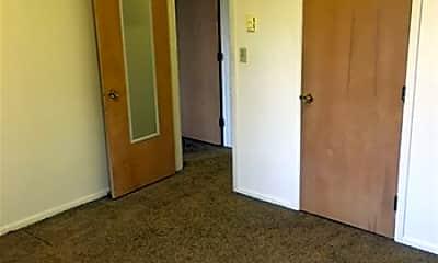 Bedroom, Mt. Union Apartments, 2