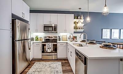 Kitchen, Victor Prosper, 1