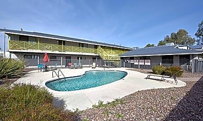Pool, 502 E Mariposa St 106, 1