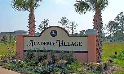 Academy Village, 1