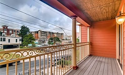 Patio / Deck, 906 Juniper St, 2