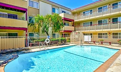 Pool, Sequoia Grove Apartments, 0
