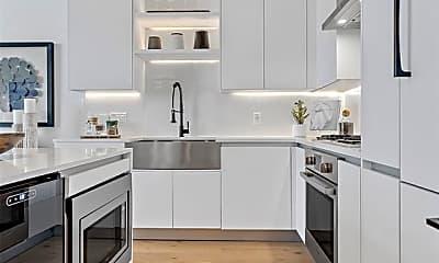 Kitchen, 1801 N Pearl St 2805, 1