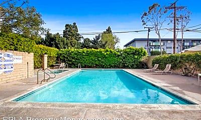 Pool, 4493 Emerald St., 2