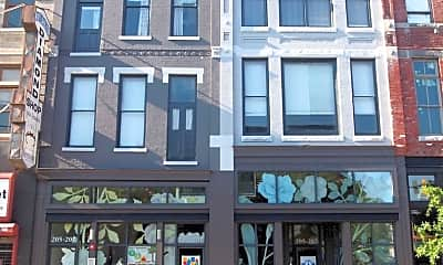 Building, 205 E Broad St, 1