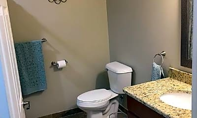 Bathroom, The Bells Senior Community, 2