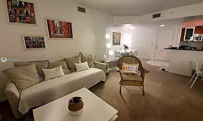 Living Room, 2775 NE 187th St 412, 2