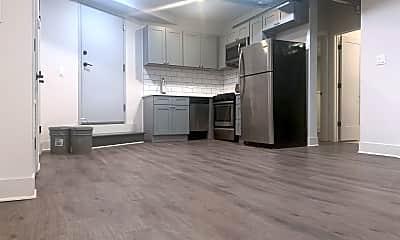 Kitchen, 5827 N Ridge Unit 102, 0