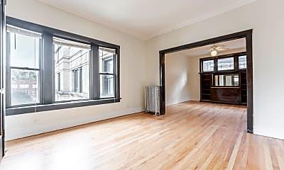 Living Room, 3522 N Broadway, 0